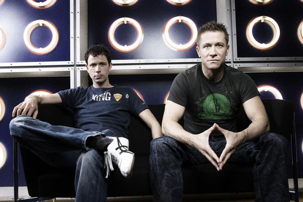 Cosmic Gate 5-27-12 at Avalon