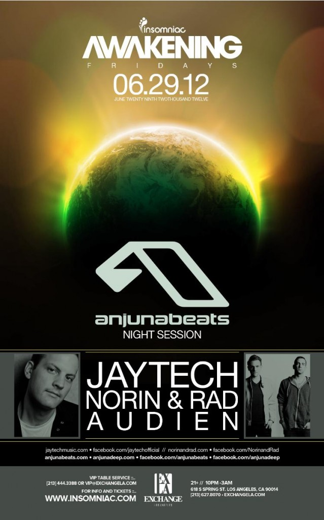 Jaytech Norin & Rad 6-29-12 Tickets