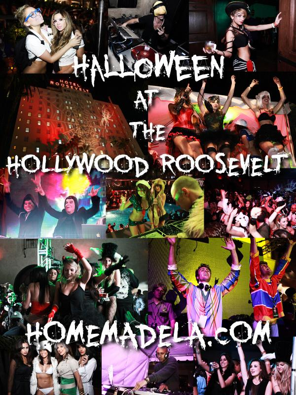 Halloween at The Roosevelt 2012 Tickets