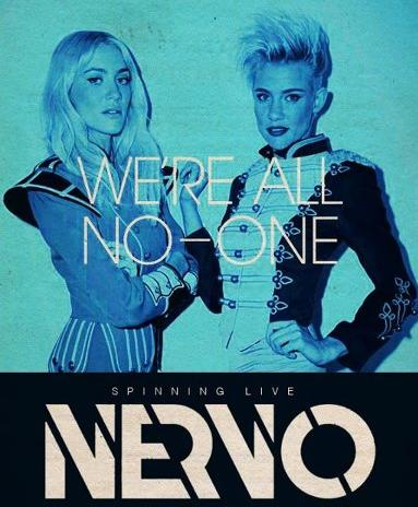 Nervo 8-30-12 at Greystone Manor Los Angeles for Labor Day Weekend Tickets