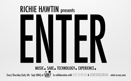 Richie Hawtin 8-30-12 at Space Ibiza Tickets