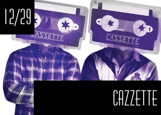 Cazzette NYE 2013 Weekend at Avaland 12-29-12 Tickets