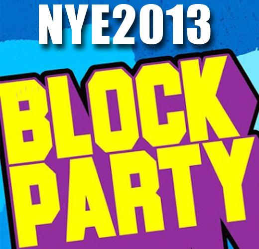 LA NYE 2013 Block Party Tickets