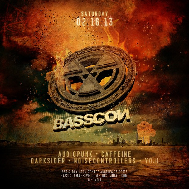 Basscon at 333 Live 2-16-13 Tickets