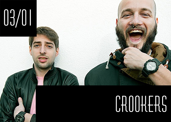 Crookers at Avalon Tickets 03-01-13 with Astronomar