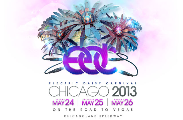 EDC Chicago 2013 May 24th - May 26th Tickets