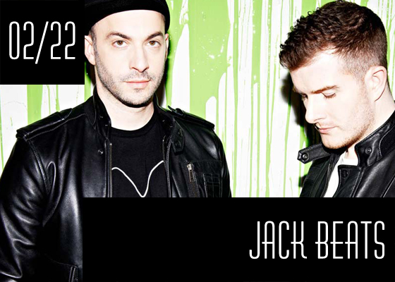 Jack Beats at Avalon Tickets 02-22-13 with Carnage & Whiiite