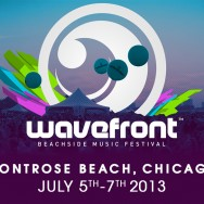 Wavefront Music Festival 2013 Tickets at Montrose Beach July 5th &#8211; July 7th