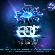 Electric Daisy Carnival (EDC) 2013 Las Vegas Tickets June 21st &#8211; 23rd